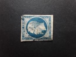 Empire No 14 B Obl Pc 1596 De JUMEAUX , Puy De Dome,  Indice 8 Btb - 1853-1860 Napoléon III