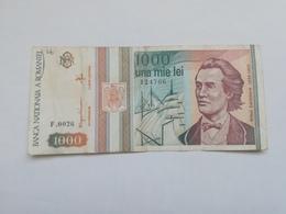 ROMANIA 1000 LEI 1993 - Romania