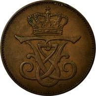 Monnaie, Danemark, Frederik VIII, 2 Öre, 1907, Copenhagen, TTB+, Bronze, KM:805 - Danemark