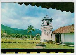 COSTA  RICA    CARTAGO   IGLESIA  OROSI       (VIAGGIATA) - Costa Rica