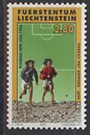 Liechtenstein, World Cup 1994, Stamp - 1994 – Verenigde Staten
