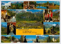 """LIENZ    """"  KLEINE  HAUPTSTADT """"      (VIAGGIATA) - Lienz"""