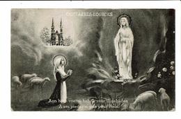 CPA - Carte Postale-Belgique- Gent-Oostakker-Lourdes -1948  VM744 - Gent