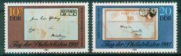DDR 1981 / MiNr.   2646 - 2647    ** / MNH   (r128) - [6] République Démocratique