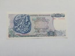 GRECIA 50 DRACME 1978 - Grecia