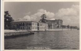 AK - Türkei - Istanbul - Dolmabahce Sarayi - 1958 - Türkei