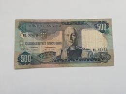 ANGOLA 500 ESCUDOS 1972 - Angola