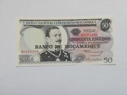 MOZAMBICO 50 ESCUDOS 1970 - Mozambique