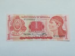 HONDURAS 1 LEMPIRA 1992 - Honduras