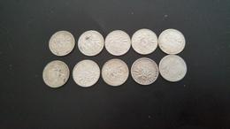 Pieces Argent 50c - France