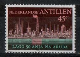 Antille Olandesi Netherlands Antilles 1973 - Raffineria Refinery - Fabbriche E Imprese