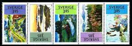 Suecia Nº 1927/31** Nuevo - Suecia