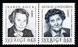 Suecia Nº 1925/6** Nuevo - Suecia