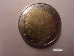 KM2256 - 2€ - 2015 70 Ans Paix En Europe - France