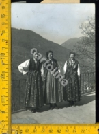 Lecco Valsassina Premana Costumi - Lecco