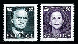 Suecia Nº 1903/4** Nuevo - Suecia