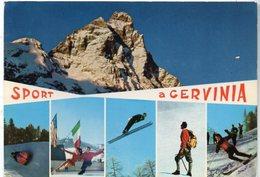 CERVINIA - BREUIL M. 2050 - Valle D'Aosta - Vedute - Italia