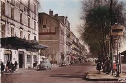 42 / ROANNE / AVENUE DE LA REPUBLIQUE / CIRC 1956 - Roanne
