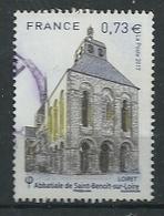 FRANCIA 2017 -  Saint Benoit Sur Loire - Cachet Rond - France