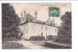 15 - CREVECOEUR-EN-AUGE - Le Château - Autres Communes