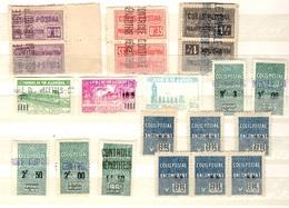 Algérie Belle Petite Collection De Colis Postaux Neufs 1924/1944. Bonnes Valeurs. B/TB. A Saisir! - Algérie (1924-1962)