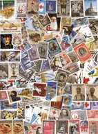 TIMBRES DU MONDE  Petit Lot De 600 Timbres - Stamps