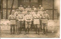 L200A469 - Groupe De Militaires Médaillés  12e Régiment D'Infanterie De Tarbes - N°83 - Personnages