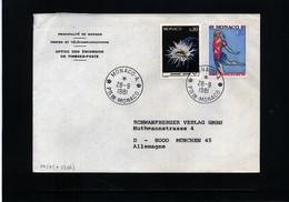 Monaco 1981 Interesting Letter - Monaco