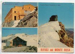 RIFUGI Del MONTE ROSA - Vedute - Italie
