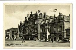 CPA - Carte Postale-Pays Bas - Den Haag - Het Station-1954  - VM753 - Den Haag ('s-Gravenhage)