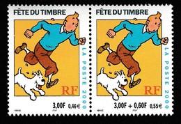 Fête Du Timbre 2000 Tintin - Ungebraucht
