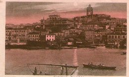 (89)  CPA  Constantinople Pera Et Galata (bon état) - Turquie