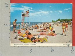 CARTOLINA VG CANADA - ONTARIO - Wasaga Beach - Bikini - 10 X 15 - ANN. 1996 - Ontario