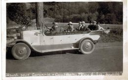 AUTOMOBILE  .... DEPART POUR GAVARNIE - Camions & Poids Lourds