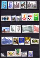 1971   Belgique, Année Complète Neuve, 1567 / 1615**, Cote 24 €, - Belgium