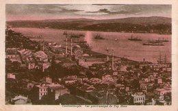 (89)  CPA  Constantinople Top Hane  (bon état) - Turquie