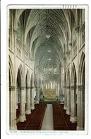 CPA - Carte Postale-New York -Interior Of  St Patrick's Cathedral -1910  - VM757 - Churches