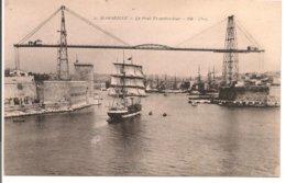 L200A_384 - Marseille - 2 Le Pont Transbordeur - BR - 1502 - Voilier Sortant Du Port - Vieux Port, Saint Victor, Le Panier