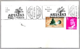 Reunion ABTA (Association Of British Travel Agents) - PALMERA - PALM TREE. Palma De Mallorca, Baleares, 1983 - Vacaciones & Turismo