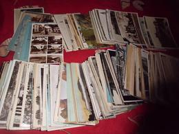 LOT DE 370 CARTES (CPA-CPSM PF) EUROPE ..BELGIQUE..ALLEMAGNE...SUISSE..ITALIE ..AUTRICHE ...ESPAGNE ...ETC - 100 - 499 Cartes