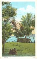 POSTAL    LAHAINA  -HAWAII - PAISAJE A UNA MILLA DE MALA LANDING - Lanai