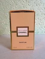 """Miniature """"ALLURE """" De CHANEL   Parfum  1,5 Ml Dans Sa Boite - Miniatures Femmes (avec Boite)"""