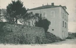CPA  84 SAULT LA GENDARMERIE - France