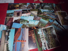 LOT DE 60 CARTES (-CPSM PF ) ETATS-UNIS - Cartes Postales
