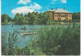 Romania Mogosoaia - Palace Castle Schloss, Used - Châteaux