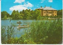 Romania Mogosoaia - Palace Castle Schloss, Unused - Châteaux