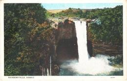 POSTAL    HAWAII - EE.UU.- CAIDAS DEL ARCO IRIS - Lanai