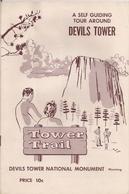 WYOMING - DEVILS TOWER (TOUT DES DIABLES) - Exploration/Travel