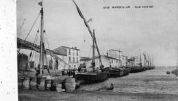 MARSEILLAN QUAI NORD EST - Marseillan