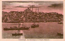 (89)  CPA  Constantinople Mosquée Suleymanié (bon état) - Turquie